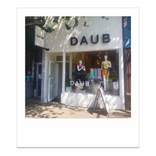 We're super excited about @daubanddesign's flagship store, and even more excited to go to their Grand Opening Party *this Saturday* August 14th from 10-6. 3012 Granville Street, Vancouver BC. Full details in their feed, don't forget your face mask!
